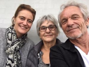 Charlotte Pedersen, Hella Høffding & HJ Hersperger